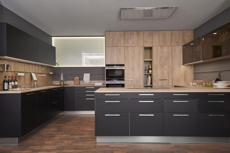 ewe Küche Fina in onyxschwarz (mit Bildern) Küchen