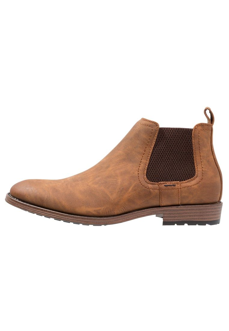 ¡Consigue este tipo de botas básicas de New Look ahora! Haz clic para ver  los detalles. Envíos gratis a toda España. New Look BURLEIGH CHELSEA BOOT  Botines ... 53772d642a1