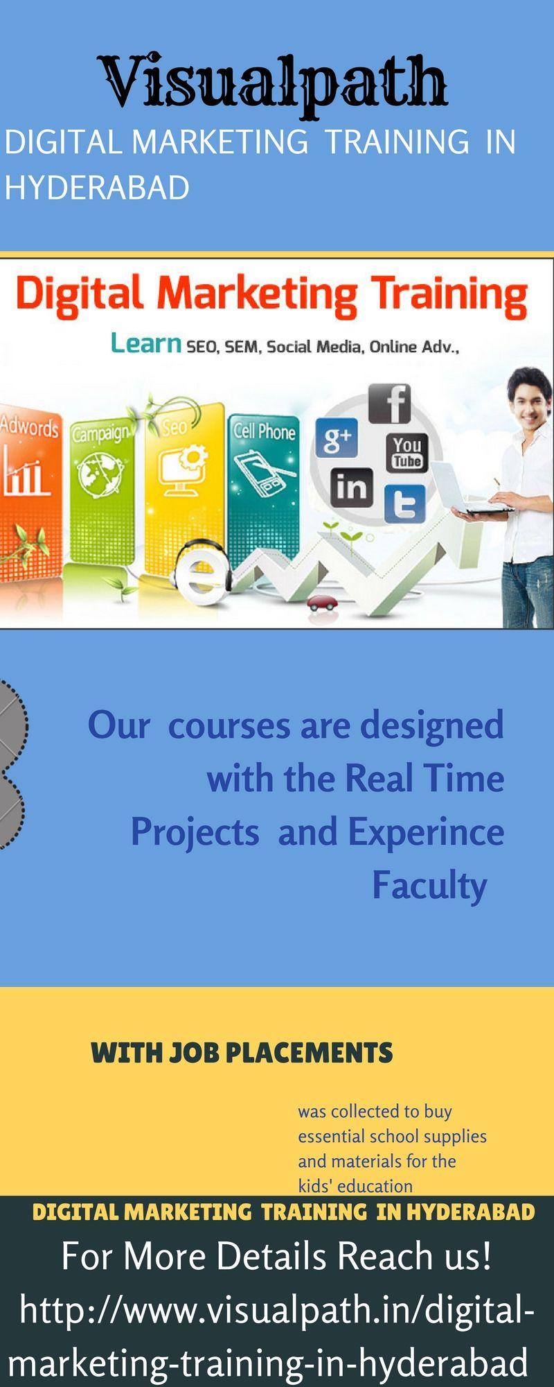 Visualpath is Offering Best Digital Marketing Training in