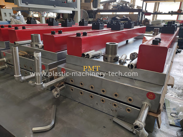 Pvc Wpc Foam Board Plates Extrusion Machine Production Line Manufacturer Extrusion Making Machine Water Pipes