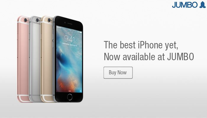 Buy Apple iPhone 6s At Best Price From Jumbo, Dubai! #iphone