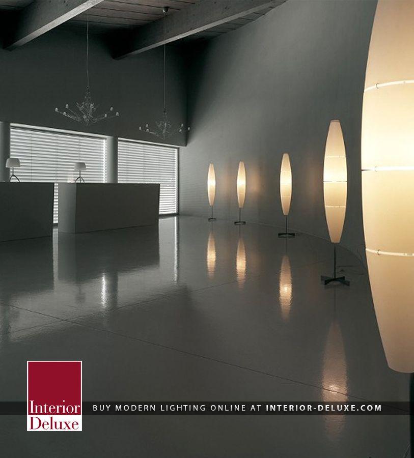 Havana Floor Lamp - Foscarini Shop Online http://www.interior-deluxe ...