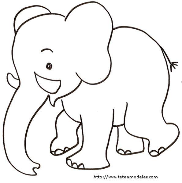 5xx Error   Coloriage, Coloriage elephant, Coloriage yokai ...