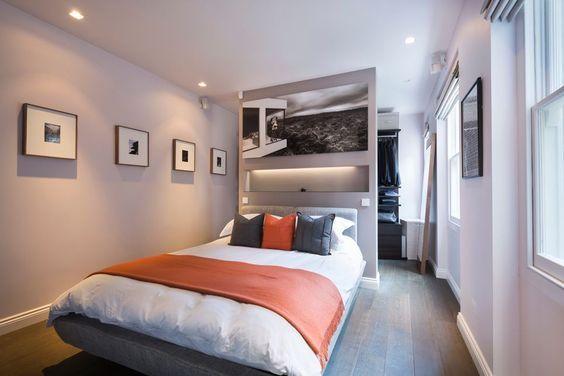 Cabina Armadio In Cartongesso Dietro Letto : Cabine armadio dietro il letto duylinh for interior decorating
