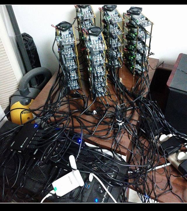 The future seems to be here for bitcoin mining  FPGA