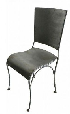 Sedia in ferro vintage | industrial | Sedie, Vintage e Ferro