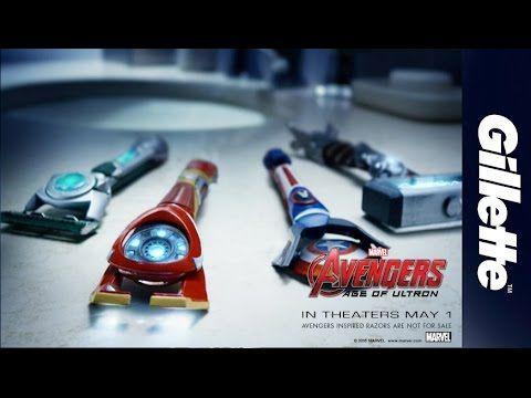 Galería: Las maquinillas de afeitar de los Vengadores - CINEMANÍA