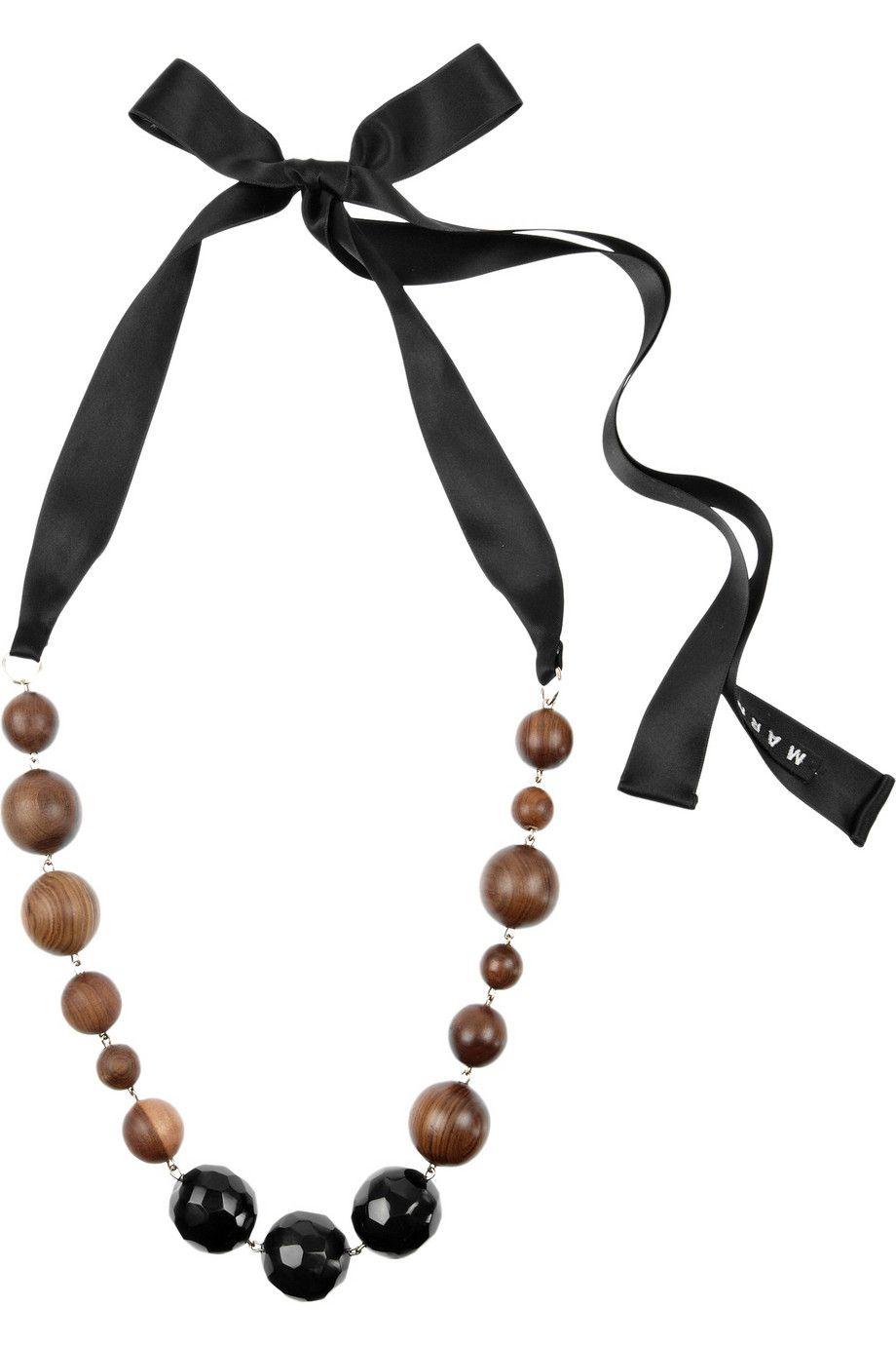 Marni beaded lariat necklace - Multicolour xti1bqVzr