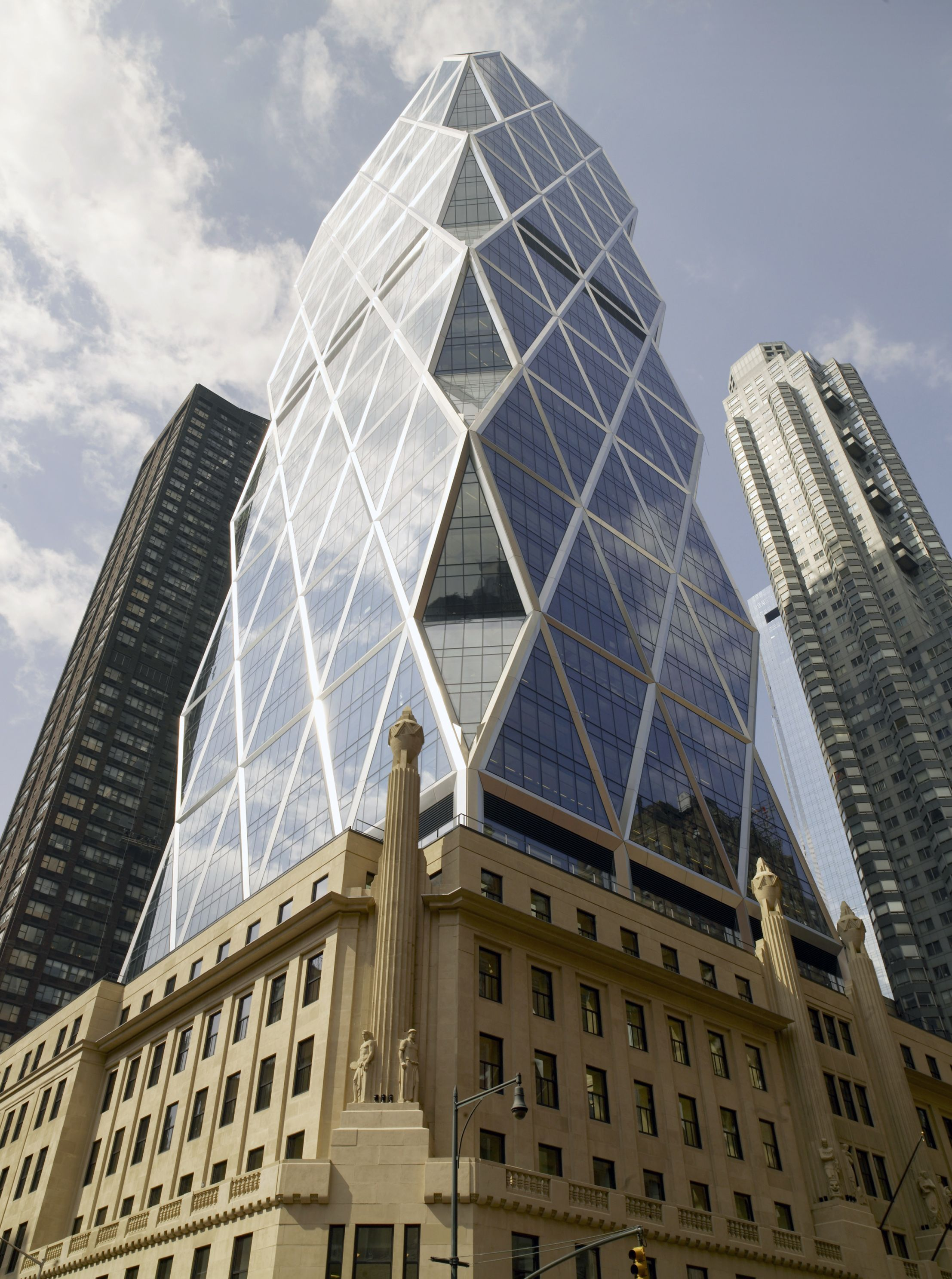 Foster + Partners | Hearst Tower (New York)