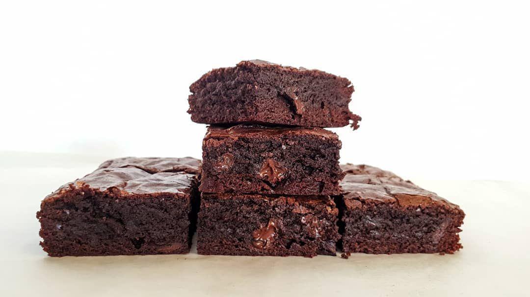 Gooiest, most chocolatiest Brownies you will ever taste   -