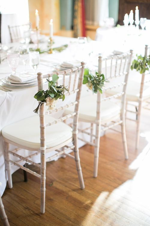 Limewash Chiavari Chairs Whitewash White Antique Distressed Rustic
