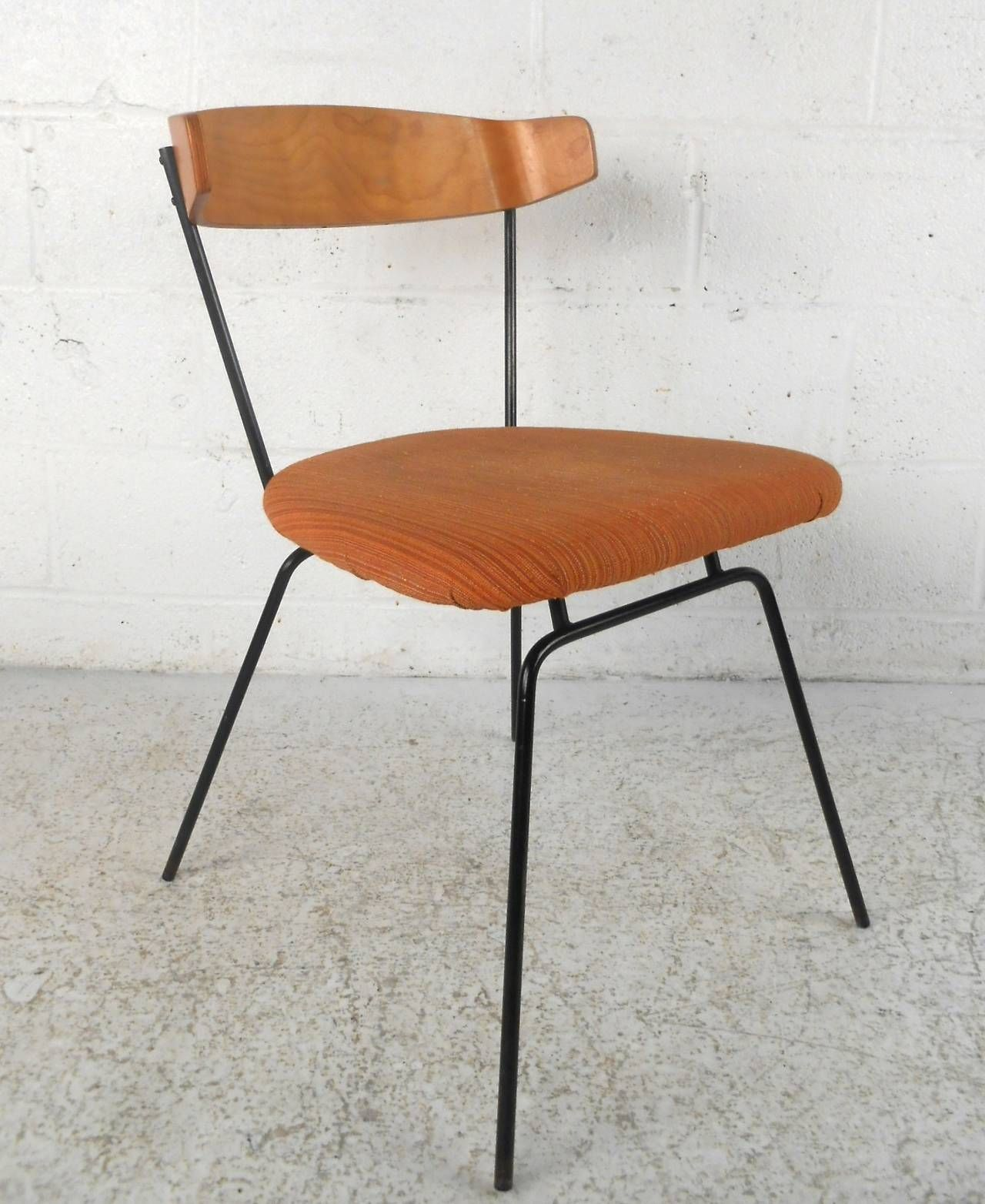 Mitte Des Jahrhunderts Moderne Esszimmer Stuhl