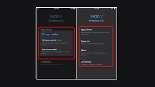 Imod V Apk Vivo Download Di 2021 Aplikasi Penghapus Font Gratis