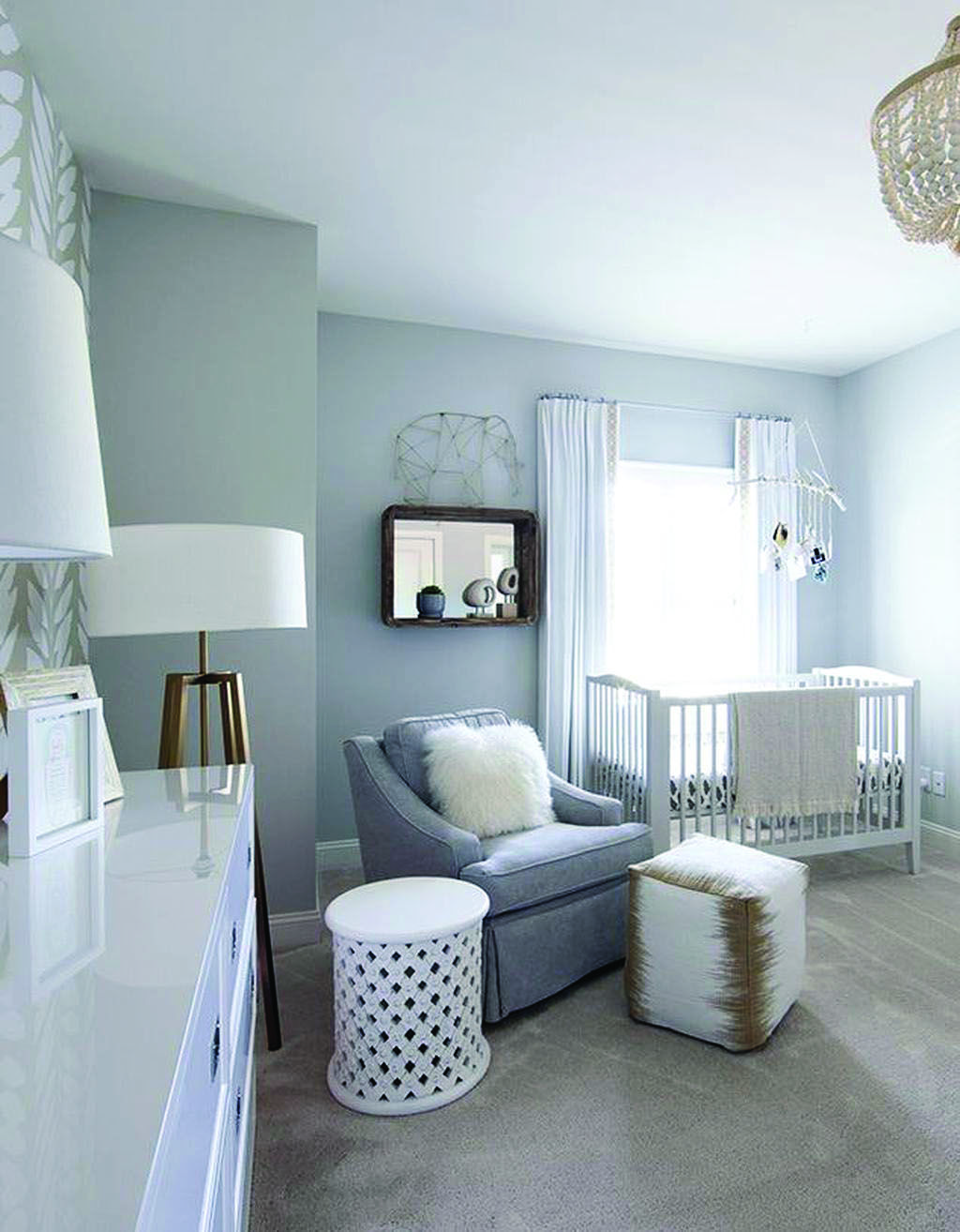 Trauma Room Design: Sweet And Also Simple Nursery Designs