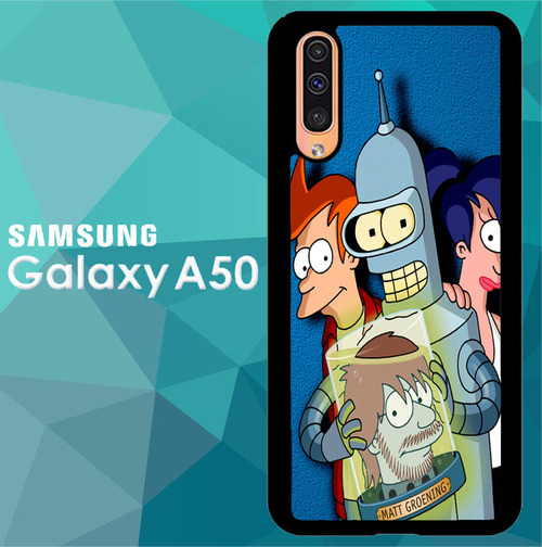 Cartoon Futurama Z0647 Samsung Galaxy A50 Case Samsung Galaxy Samsung Galaxy