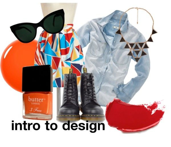 """""""intro to design"""" by hatdropper on Polyvore"""