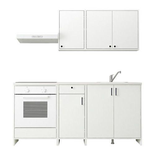 fyndig k che ikea korpus t r und schubladenfront sind mit einem kratzfesten pflegeleichten. Black Bedroom Furniture Sets. Home Design Ideas