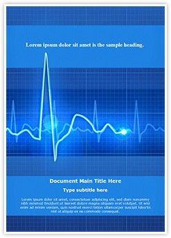 Medical equipment electrocardiogram word document template is one of medical equipment electrocardiogram word document template is one of the best word document templates by editabletemplates toneelgroepblik Gallery