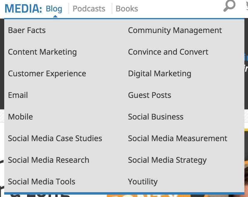 Content Organization Digital marketing email, Social