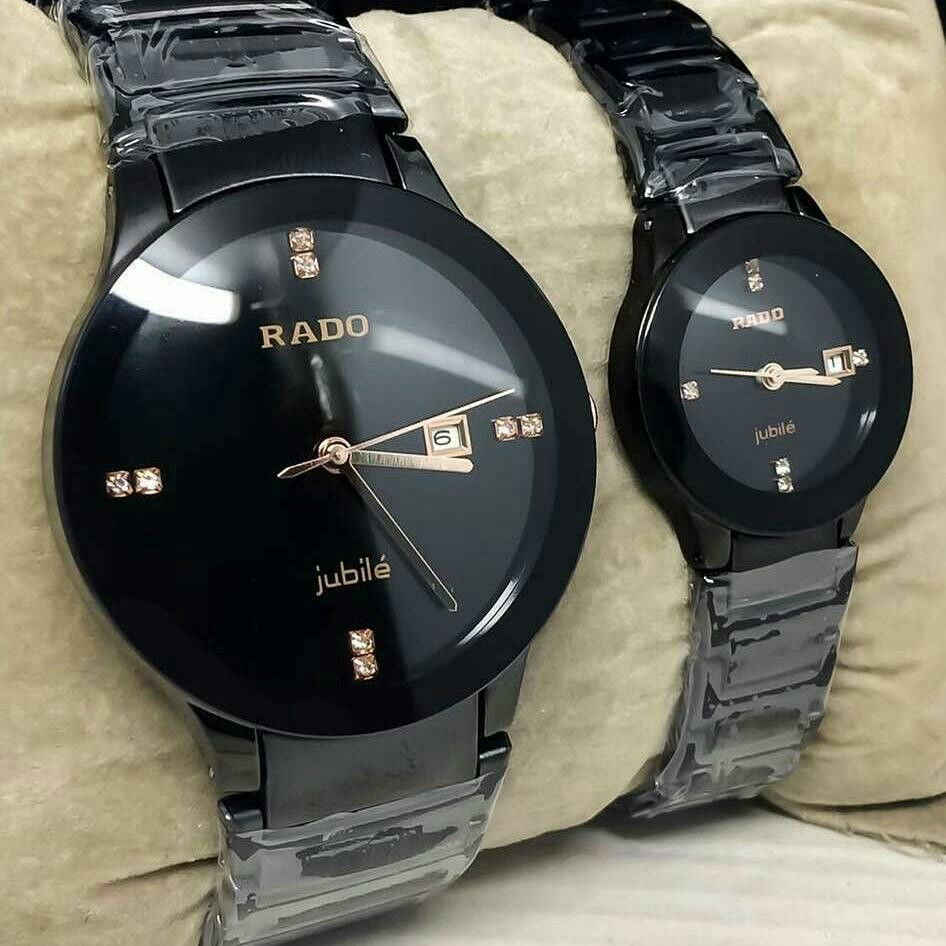Rado Couple Watch 1950 Shipping Colors Available Couple Watch Watches For Men Watches