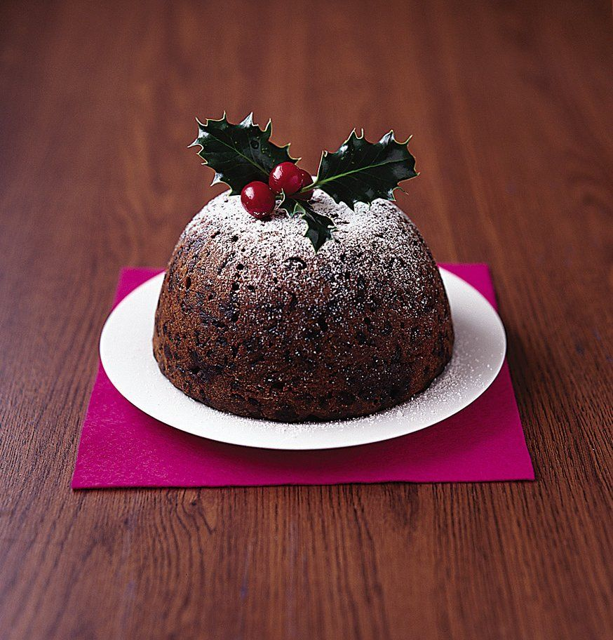 You can't go wrong with this traditional Christmas pudding recipe - make two large puds or twelve small ones.