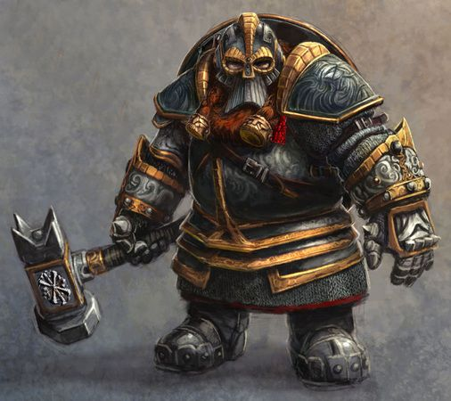 Barthol, Dwarf Cleric > The Wizards Community