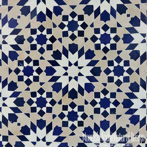Moroccan Tile Washington Dc Moroccan Kitchen Tiles Pinterest