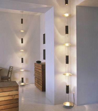 Innenbeleuchtung Sicher auf der Treppe, stimmungsvoll im Flur - flur idee