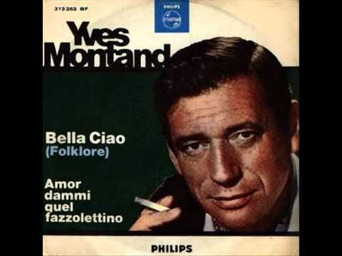 bella ciao yves montand mp3