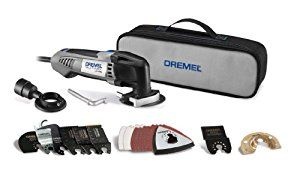 Dremel Mm20 05 2 3 Amp Multi Max Oscillating Ultimate Tool Kit With 29 Accessories Dremel Dremel Multi Max
