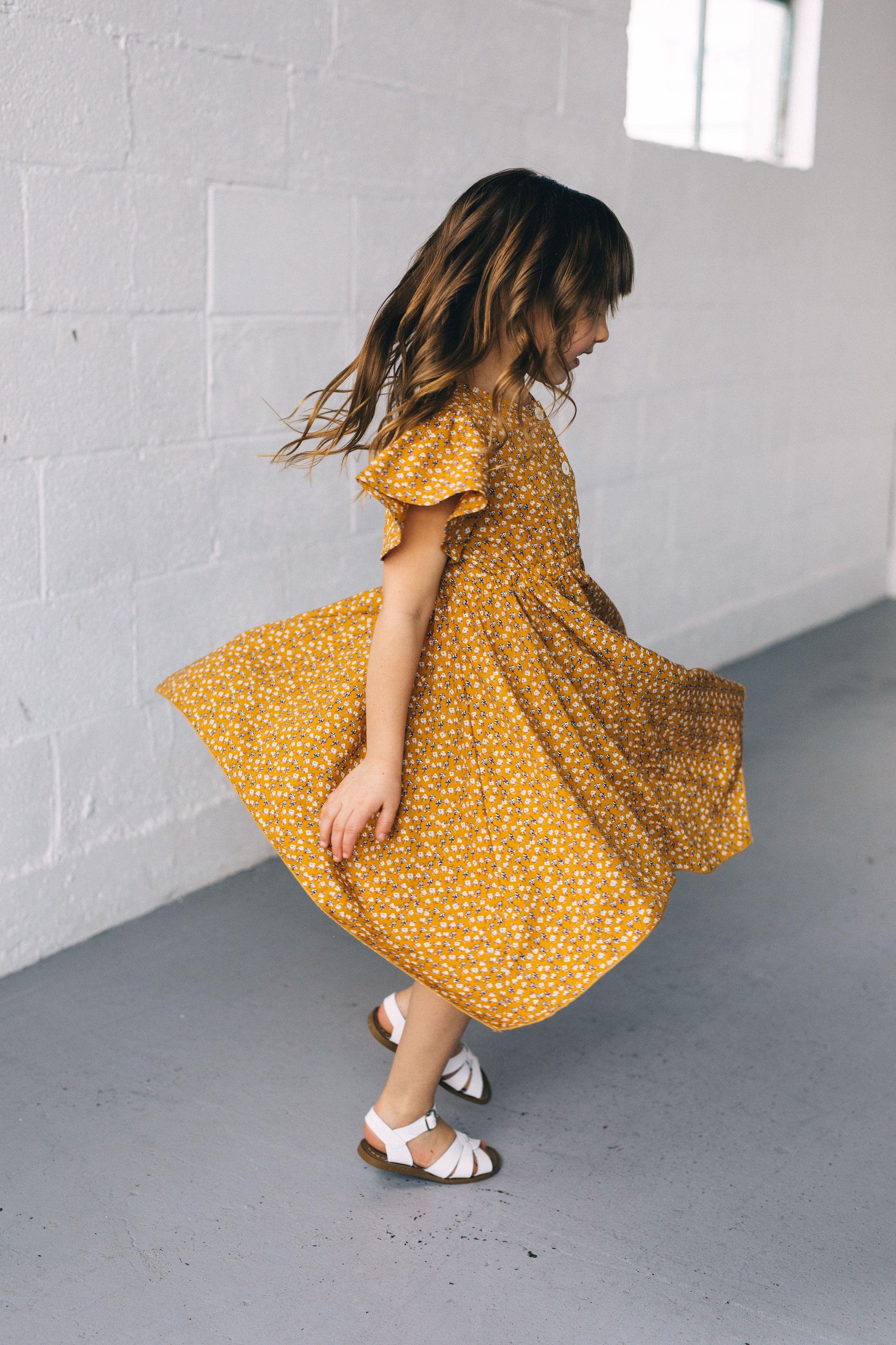 f343cdfd8495 Mindy Floral Dress