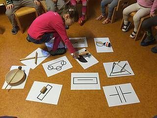 Orff instrumente kennenlernen kindergarten