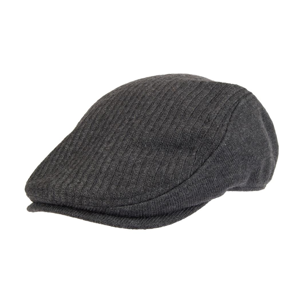 f29143870684af Levi's Levis Men's Flat-Top Sherpa-Lined Ivy Cap   Products   Cap ...
