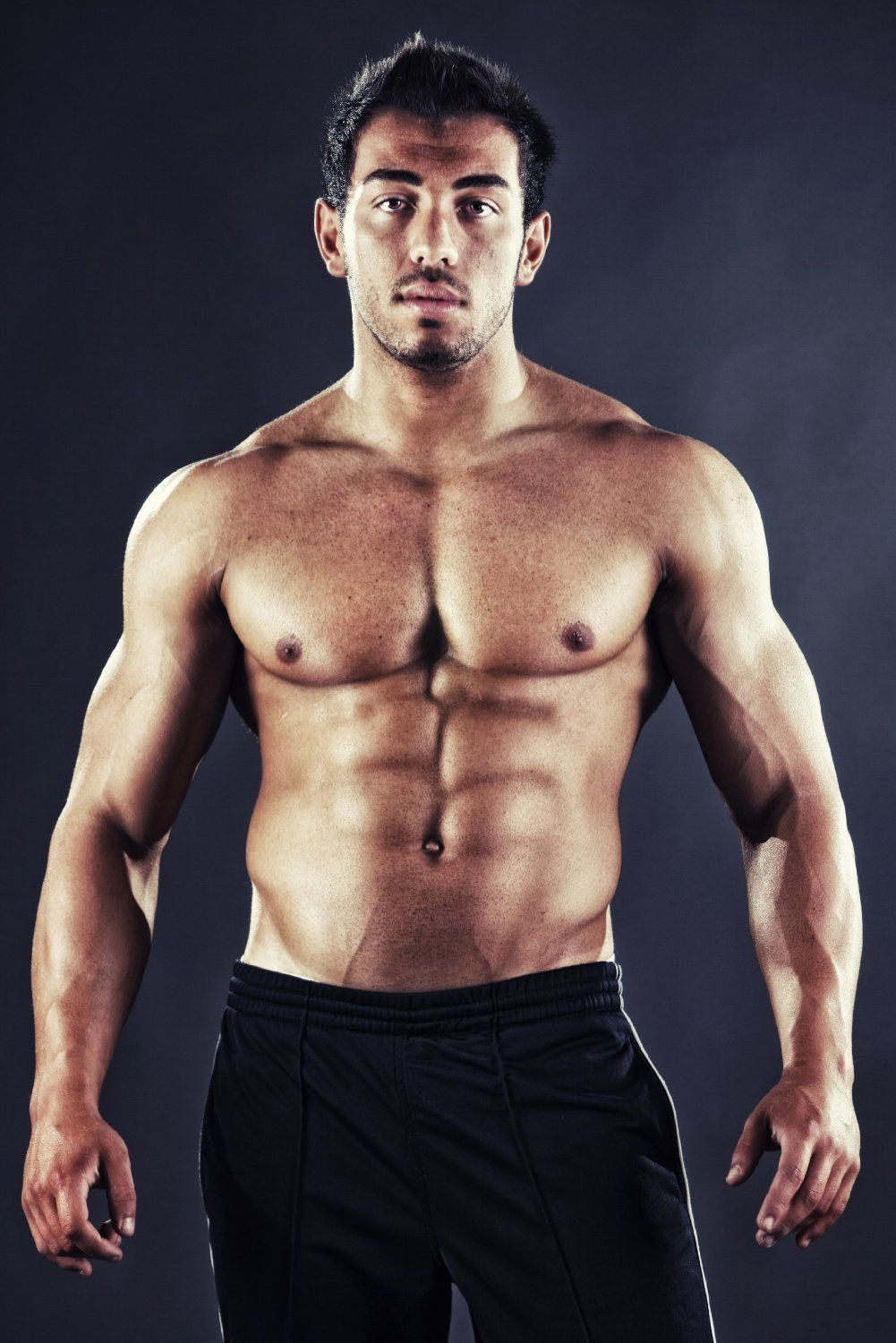 The Golden Ratio, as it usually referred to, makes us look gorgeous and very pleasant; aesthetically right. Someone who is very fit but bulky, doesn't look that good and cannot be attractive, simply because the eye is pre-programmed to recognize this golden ration. Click Here: http://gainleanmusclesource.com/adonis-golden-ratio-review/