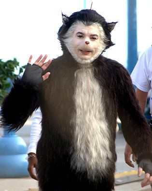 4dc511fa Mike Myers-Skunk Ass   Lol   Hooray for hollywood, Special effects ...