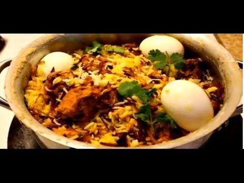 Kozhikode Chicken Biryani Recipe How To Make Dum Chicken Biryani