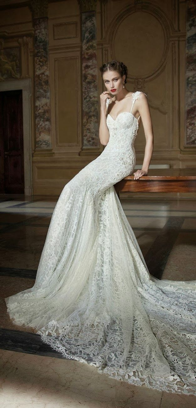 Vestidos de noiva Berta Bridal 2014 - Parte 02 - Apenas Três Palavras: Sim, Eu Aceito!