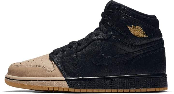 separation shoes 7f4cc ce391 Nike Air Jordan 1 Retro High Premium Women s Shoe
