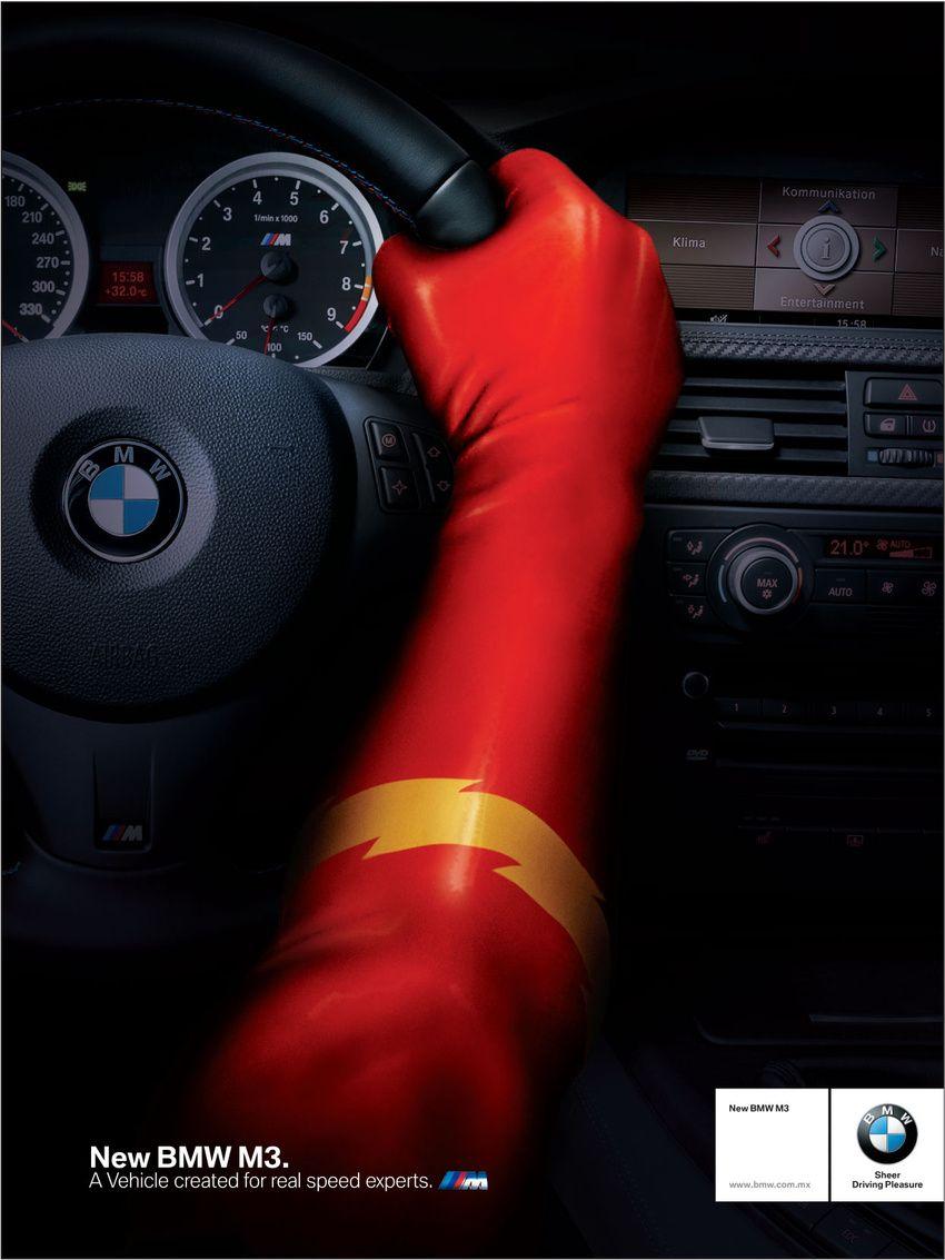Der neue BMW M3. Das Auto für wahre Geschwindigkeits-Experten. www.cache.krop.com