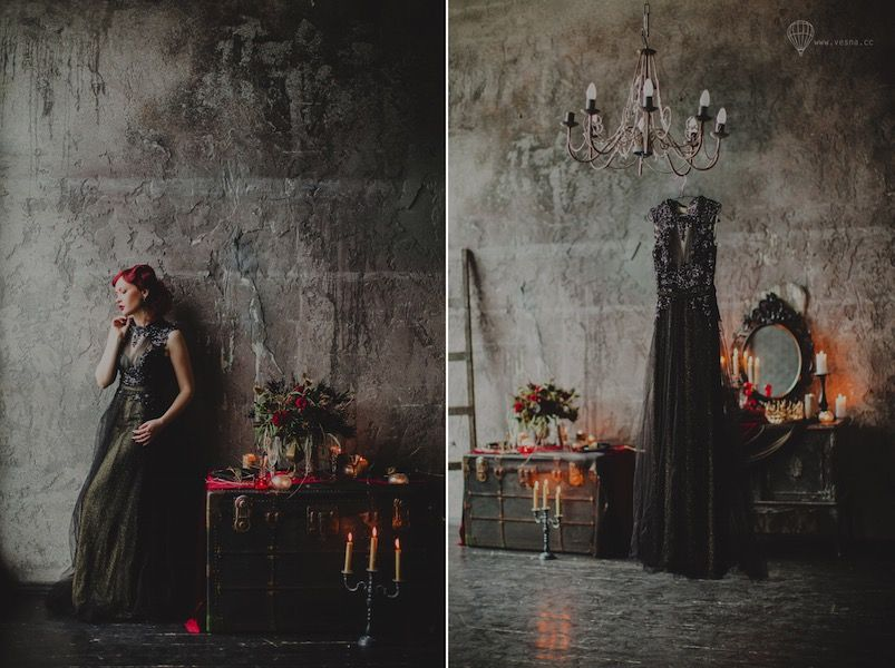 Фотостудии в готическом стиле москва