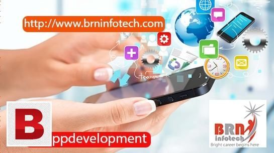 BRNinfotech(The BEST iOS training Institute Iphone app