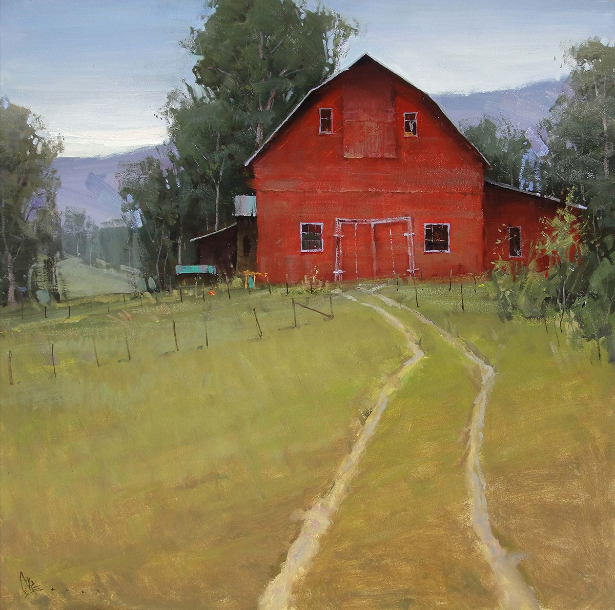 Josh Clare Newton Farm