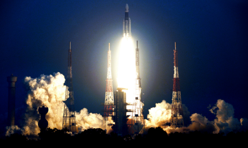 Isro Launched The Communication Satellite Gsat 29 On 14th November 2018 Http Www Techmarkinfo Moon Missions Space Flight Indian Space Research Organisation