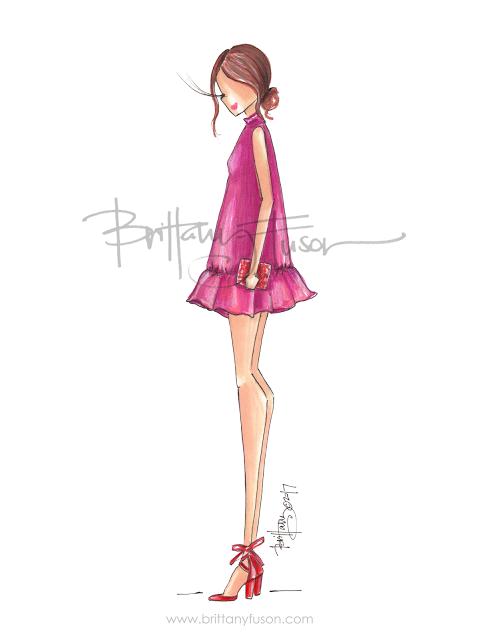 Brittany Fuson: Paper London