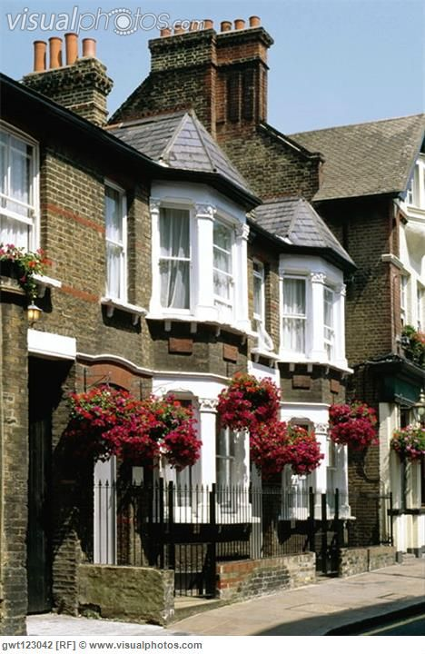 Row Houses In Greenwich England London House Exterior British Houses London House