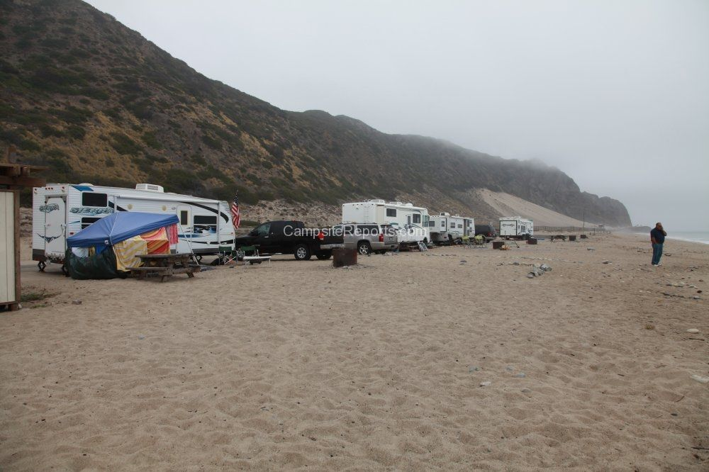 point mugu state park camping - Google Search