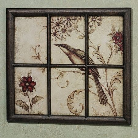 Craft Ideas With Old Windows | Old window frame ideas | Crafts ...