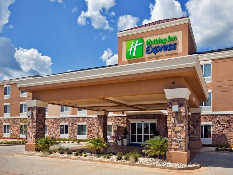 Cuero (TX) Holiday Inn Express Hotels & Suites Cuero