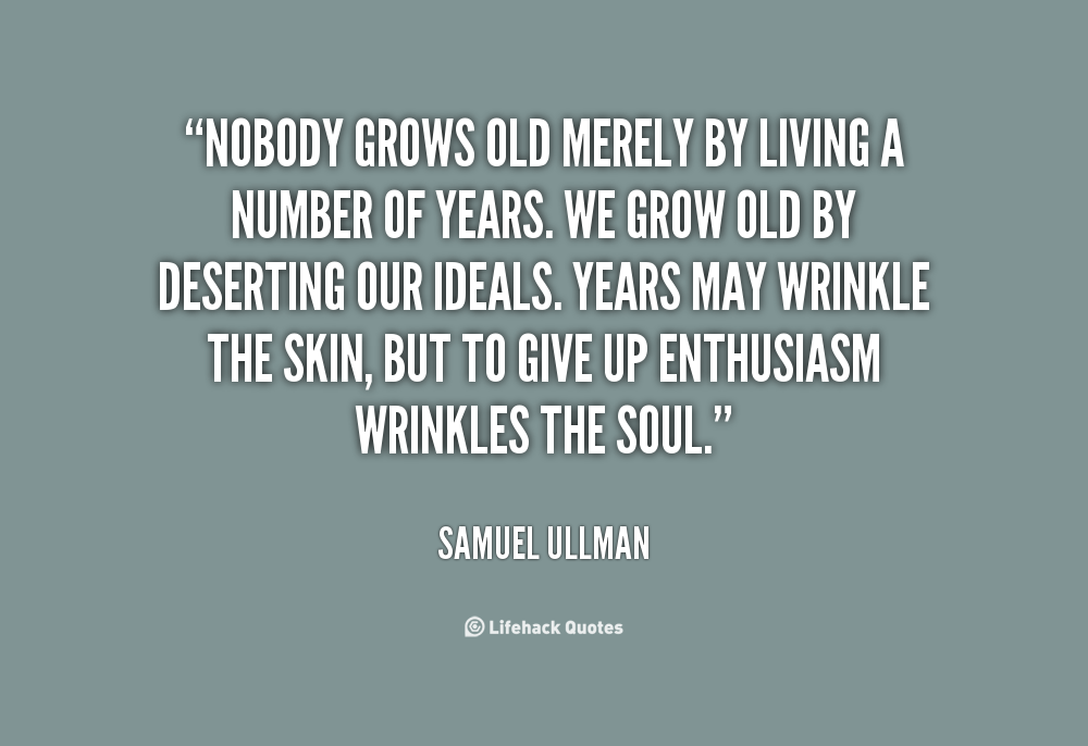 Were can i find study/guide notes on youth by Samuel ullman?