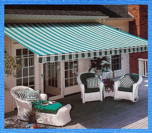 Retractables Awnings Shade Patio